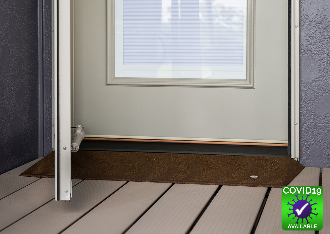 TRANSITIONS® Angled Entry Mat - Picture 02
