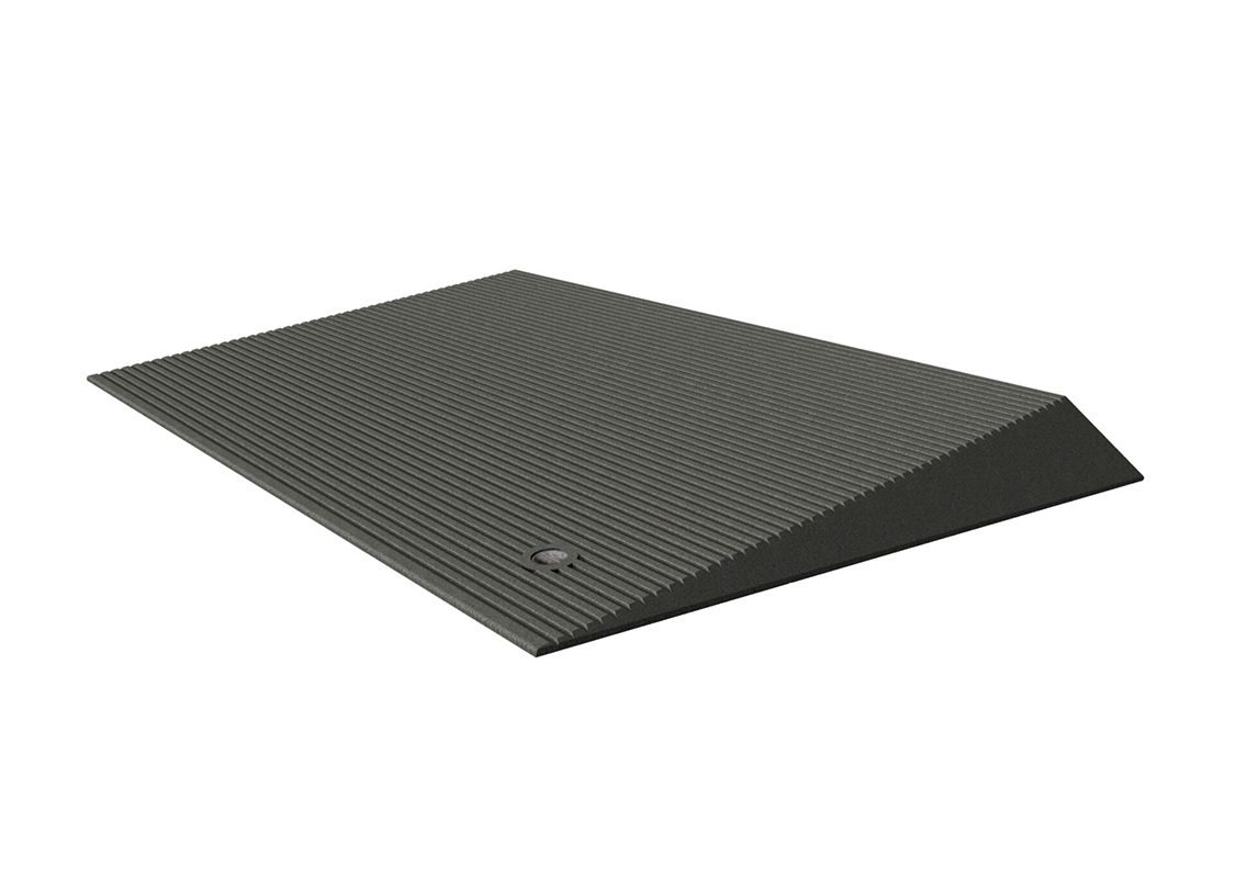 TRANSITIONS® Angled Entry Mat - Picture 01