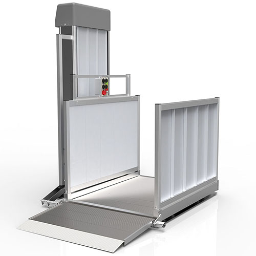 Passport Vertical Platform Lift - Product Picture