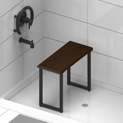 Invisia Shower Bench - Product Picture