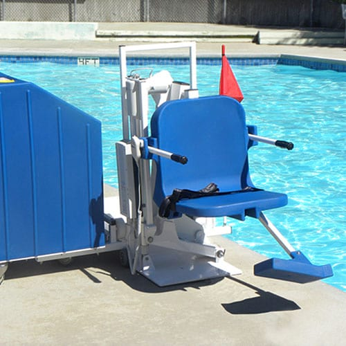 Patriot Pool Lift - Product Picture
